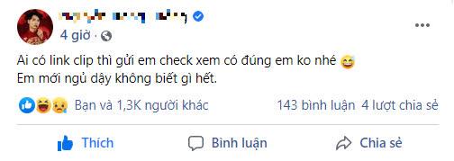 Streamer nổi tiếng PUBG Mobile bị nghi lộ clip 18+ có lời phản pháo chính thức trên Facebook cá nhân - Ảnh 2.