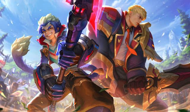 Game thủ soi ra bằng chứng cho thấy Riot sẽ đưa Swain, Yasuo vào vũ trụ Học Viện Chiến Binh - Ảnh 2.