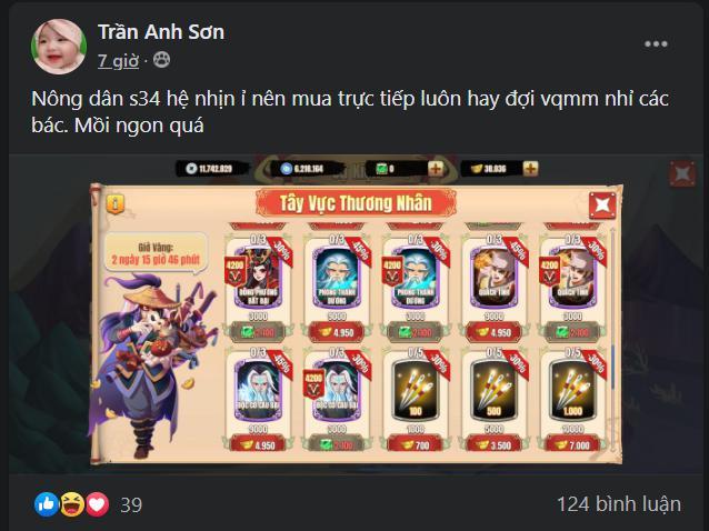 Duy nhất 3 ngày! Nông dân Tân Minh Chủ sẽ sở hữu 3 tướng hiếm nhất game: Cày chay có Quách Tĩnh 5 sao, vào ngay kẻo hối hận - Ảnh 8.