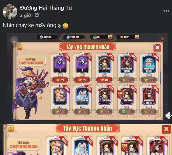 Duy nhất 3 ngày! Nông dân Tân Minh Chủ sẽ sở hữu 3 tướng hiếm nhất game: Cày chay có Quách Tĩnh 5 sao, vào ngay kẻo hối hận - Ảnh 12.