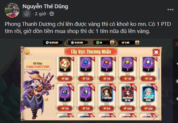 Duy nhất 3 ngày! Nông dân Tân Minh Chủ sẽ sở hữu 3 tướng hiếm nhất game: Cày chay có Quách Tĩnh 5 sao, vào ngay kẻo hối hận - Ảnh 10.