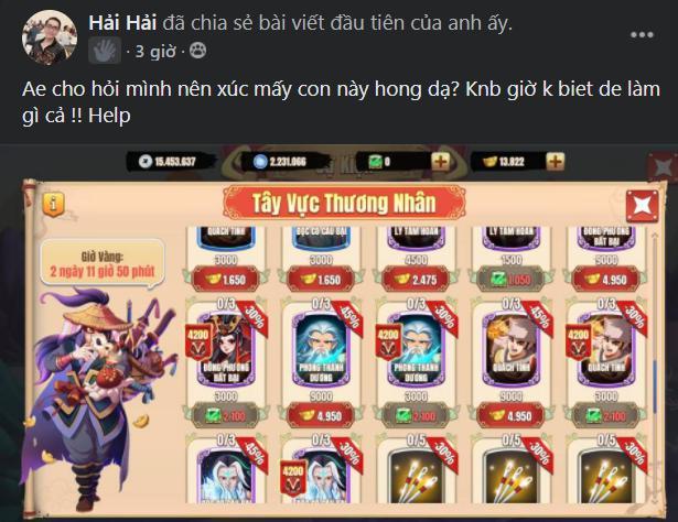Duy nhất 3 ngày! Nông dân Tân Minh Chủ sẽ sở hữu 3 tướng hiếm nhất game: Cày chay có Quách Tĩnh 5 sao, vào ngay kẻo hối hận - Ảnh 11.