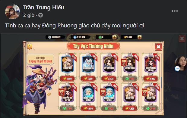Duy nhất 3 ngày! Nông dân Tân Minh Chủ sẽ sở hữu 3 tướng hiếm nhất game: Cày chay có Quách Tĩnh 5 sao, vào ngay kẻo hối hận - Ảnh 9.