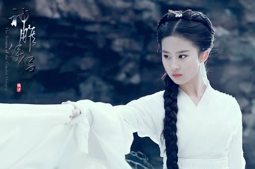 4 nhân vật được mệnh danh là vợ quốc dân trong truyện Kim Dung: Không có Tiểu Long Nữ - Ảnh 1.