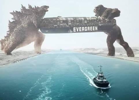 Godzilla Đại Chiến Kong nhận cơn mưa lời khen và chế ảnh khắp MXH, cán mốc một triệu lượt khán giả ra rạp - Ảnh 10.