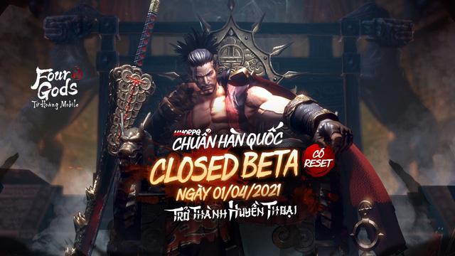 Ngày mai 1/4, Tứ Hoàng Mobile chính thức Closed Beta và 4 lý do không thể bỏ lỡ bom tấn MMORPG đình đám xứ Hàn này! - Ảnh 1.