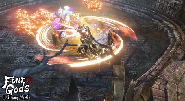 Ngày mai 1/4, Tứ Hoàng Mobile chính thức Closed Beta và 4 lý do không thể bỏ lỡ bom tấn MMORPG đình đám xứ Hàn này! - Ảnh 2.