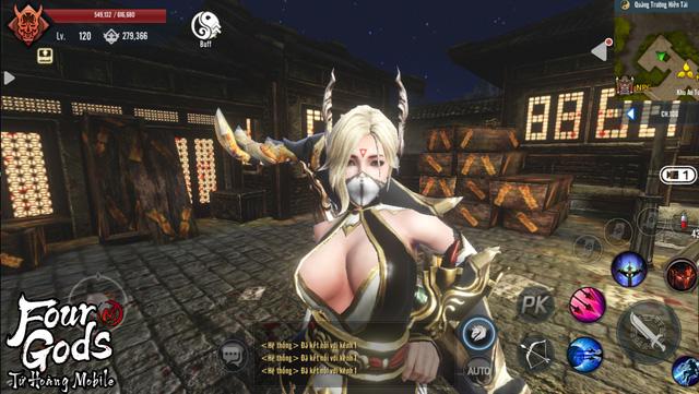 Ngày mai 1/4, Tứ Hoàng Mobile chính thức Closed Beta và 4 lý do không thể bỏ lỡ bom tấn MMORPG đình đám xứ Hàn này! - Ảnh 5.