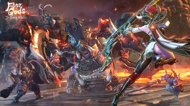 Ngày mai 1/4, Tứ Hoàng Mobile chính thức Closed Beta và 4 lý do không thể bỏ lỡ bom tấn MMORPG đình đám xứ Hàn này! - Ảnh 14.