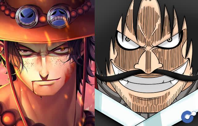 Anime One Piece đã có 1 sự thay đổi nhỏ trong thiết kế của Vua hải tặc Roger mà có liên quan đến Ace