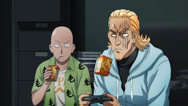 One Punch Man: Người đàn ông mạnh nhất King tham chiến, liệu có mượn sức mạnh Saitama để hạ gục Garou? - Ảnh 2.