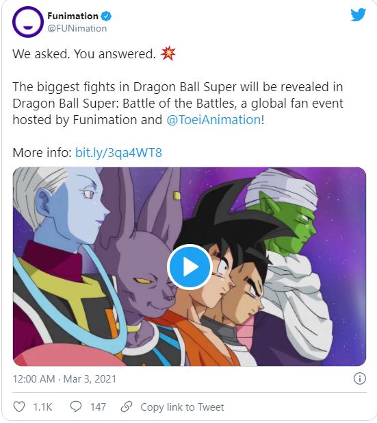 Sự kiện đặc biệt tổng hợp những trận chiến hay nhất từ trước đến nay trong Dragon Ball Super sắp được lên sóng - Ảnh 2.