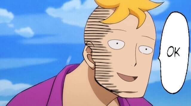 One Piece: Phấn khích trước cảnh Marco một mình cân 2 Tam Tai, các fan thi nhau chế ảnh anh Phượng theo phong cách Saitama - Ảnh 3.