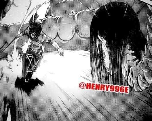 Attack On Titan chap 138: Thủy Tổ Ymir chứng kiến Mikasa vĩnh biệt Eren với nụ cười hạnh phúc? - Ảnh 5.