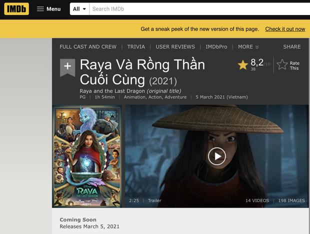Hollywood khen ngợi tới tấp công chúa Disney gốc Việt, cho điểm gần như tuyệt đối - Ảnh 2.