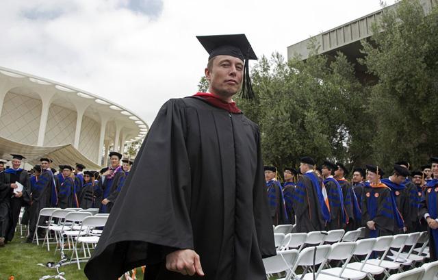 Elon Musk: Đại học cơ bản chỉ để cho vui chứ không phải để học - Ảnh 3.