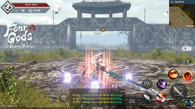 Tổng hợp những cơ chế biến Tứ Hoàng Mobile thành bom tấn sở hữu gameplay tiệm cận PC duy nhất hiện nay - Ảnh 1.