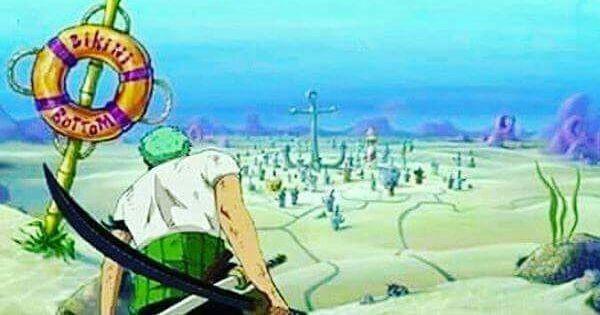 One Piece: 10 lần Zoro đi lạc sang các bộ anime khác khiến fan giật mình vì tài năng xuyên không của anh chàng - Ảnh 3.