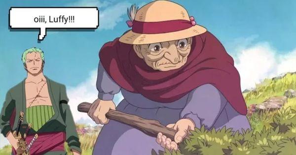 One Piece: 10 lần Zoro đi lạc sang các bộ anime khác khiến fan giật mình vì tài năng xuyên không của anh chàng - Ảnh 5.