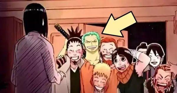 One Piece: 10 lần Zoro đi lạc sang các bộ anime khác khiến fan giật mình vì tài năng xuyên không của anh chàng - Ảnh 7.