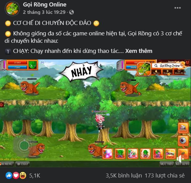Xuất hiện game mới cực HOT, fan Bi Rồngliên tục làm loạn Facebook chỉ để biết ngày ra mắt - Ảnh 1.