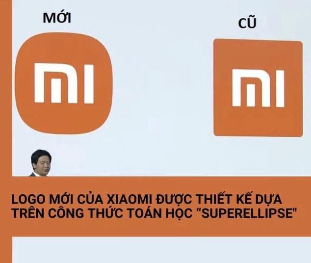 Nghe CEO Lei Jun giải thích mới thấy logo mới của Xiaomi chất tới từng xu: Sử dụng công thức toán học siêu hình elip, đạt tới sự cân bằng hoàn hảo - Ảnh 2.