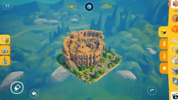 Dành riêng cho các fan nhà Táo tựa game độc đáo trên Apple Arcade: Wonderbox The Adventure Maker - Ảnh 4.
