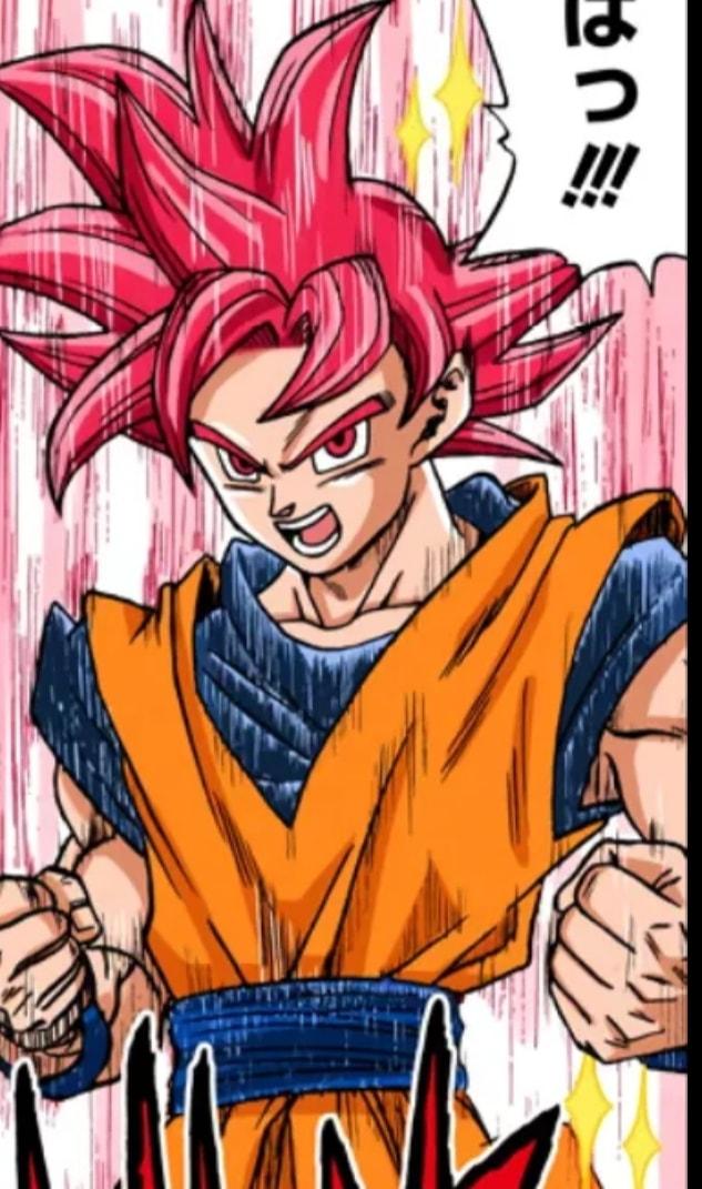 Các cấp độ sức mạnh của Goku khi được lên màu trong manga, fan thốt lên nhìn chất thật - Ảnh 3.