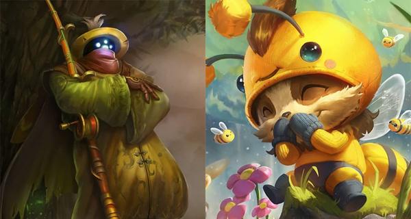 LMHT: Sau KogMaw, Teemo và Jax sẽ là các tướng tiếp theo được Riot Games lên đời trong tương lai - Ảnh 6.