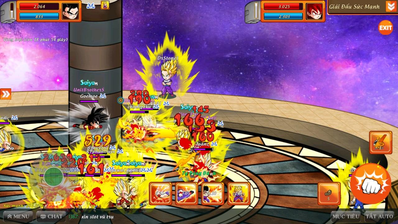Khi bạn là học sinh giỏi nhưng cứ phải chơi game: Fan Dragon Ball trao đổi chiêu thức Hóa Học khiến cả server... đau hết cả đầu - Ảnh 3.
