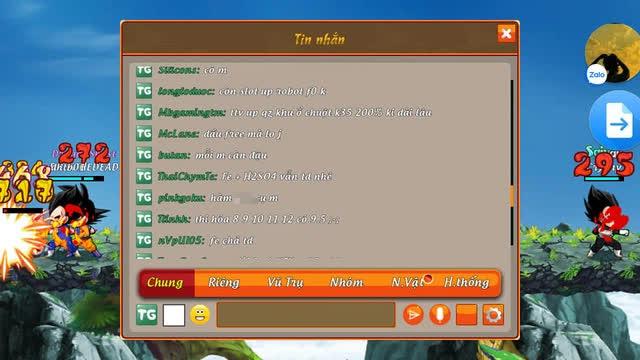 Khi bạn là học sinh giỏi nhưng cứ phải chơi game: Fan Dragon Ball trao đổi chiêu thức Hóa Học khiến cả server... đau hết cả đầu - Ảnh 9.