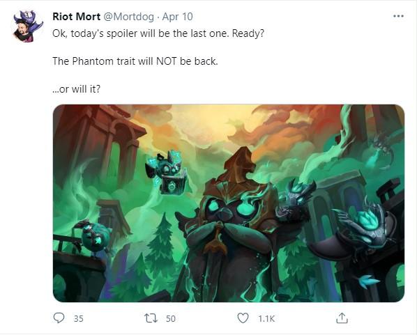 Đấu Trường Chân Lý: Riot nhận mưa gạch đá từ game thủ vì định mang tộc Ma trở lại với mùa 5 - Ảnh 2.
