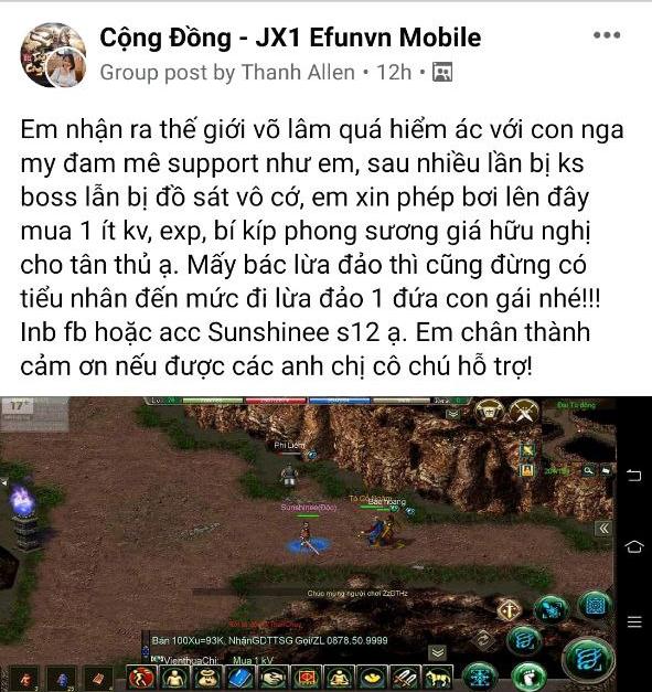 """""""Quẩy"""" Jx1 EfunVN Huyền Thoại Võ Lâm, nữ game thủ 9X xúc động nhớ về kỷ niệm """"chinh chiến"""" game cùng bố 15 năm trước - Ảnh 4."""