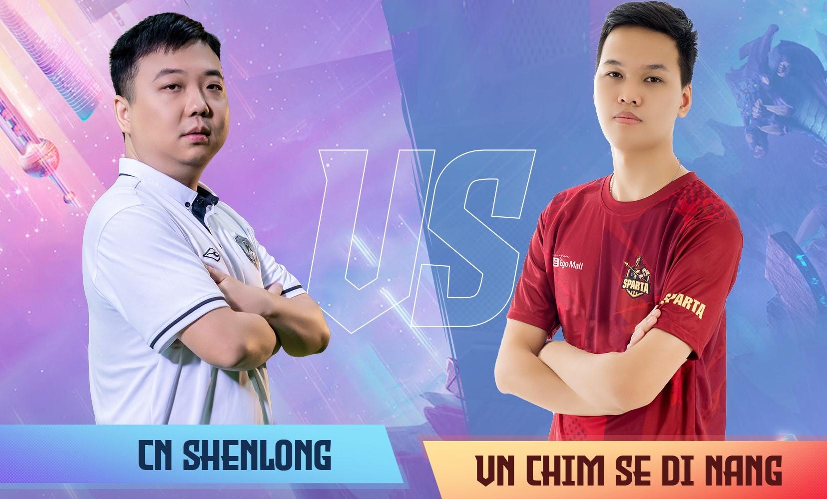 """Chim Sẻ Đi Nắng đối đầu với Shenlong ở Tốc Chiến, thậm chí có đặc quyền """"chưa từng thấy"""" tại Icon Series Sea?"""