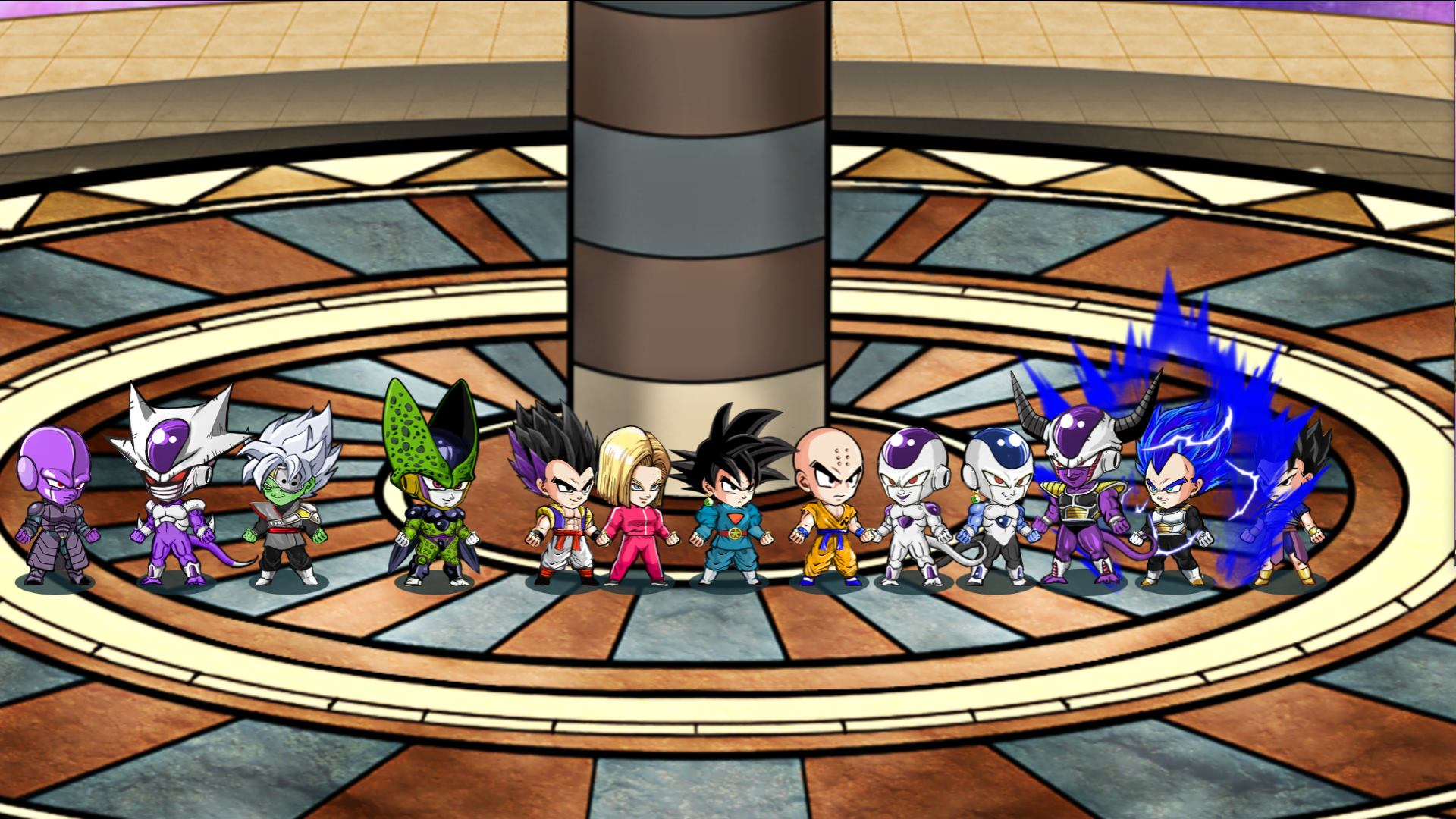 4 lý do khiến Gọi Rồng Online trở thành xứ sở Dragon Ball tuyệt vời nhất từ trước tới nay - Ảnh 5.