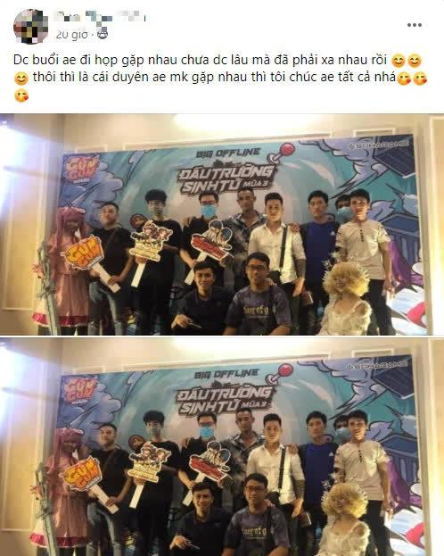Big Offline Gun Gun Mobile tại Hà Nội: Anh chị em game thủ tham gia quá nhiệt, đông đến ná thở! - Ảnh 5.