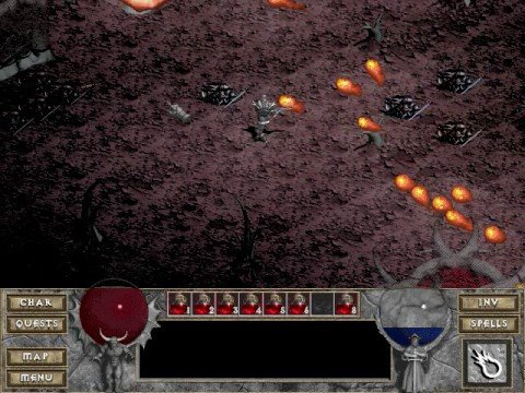 Chơi game đã hơn 20 năm, bạn có biết lý do bắt đầu của Diablo II? - Ảnh 1.
