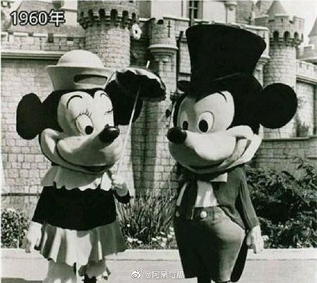 Loạt ảnh chuột Mickey với bộ hàm kinh dị 66 năm trước gây sốc MXH, leo cả hot search bên Trung - Ảnh 14.