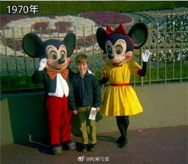 Loạt ảnh chuột Mickey với bộ hàm kinh dị 66 năm trước gây sốc MXH, leo cả hot search bên Trung - Ảnh 15.