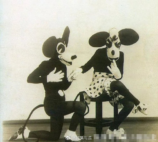 Loạt ảnh chuột Mickey với bộ hàm kinh dị 66 năm trước gây sốc MXH, leo cả hot search bên Trung - Ảnh 12.