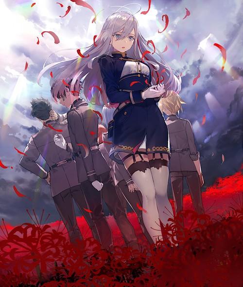 Top 7 waifu đáng yêu xinh đẹp nhất anime mùa xuân 2021, cái tên nào khiến bạn cảm thấy rạo rực nhất - Ảnh 3.