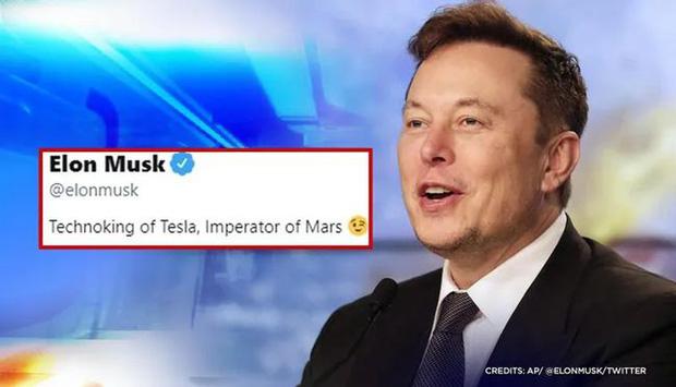 Elon Musk tự xưng mình là Hoàng đế sao Hỏa - Ảnh 2.