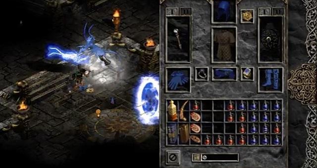 Có thể phá đảo Diablo II mà không cần đánh quái - Ảnh 1.