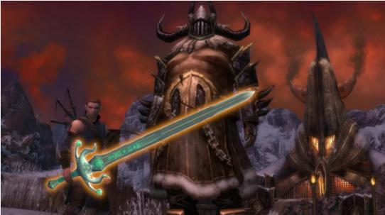 Sau 8 năm, thanh kiếm bí ẩn nhất nhì thế giới game online đã được tìm ra - Ảnh 1.