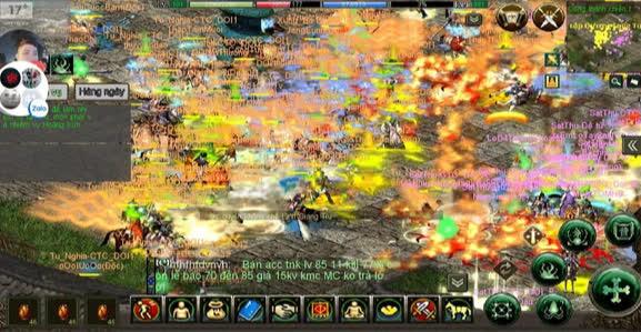 Không thể tin đây là hình ảnh Công Thành Chiến trên tựa game được xem là tái hiện chuẩn chất VLTK trên di động - Ảnh 3.