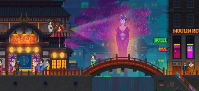 Link tải miễn phí Tales of the Neon Sea, game thám tử giải đố cực hấp dẫn - Ảnh 1.