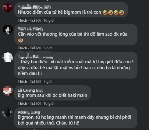 Các fan One Piece gọi Big Mom là Tứ Hề ở Wano quốc, tình nghĩa chị em lại thua nồi chè - Ảnh 5.
