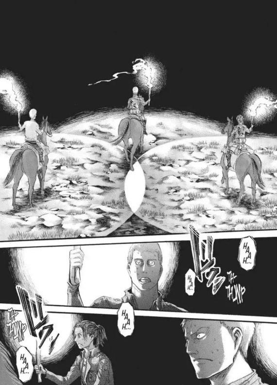 Attack on Titan: Vì sao loài người không chiếm thành Trost vào lúc bè lũ Titan nằm im? - Ảnh 3.