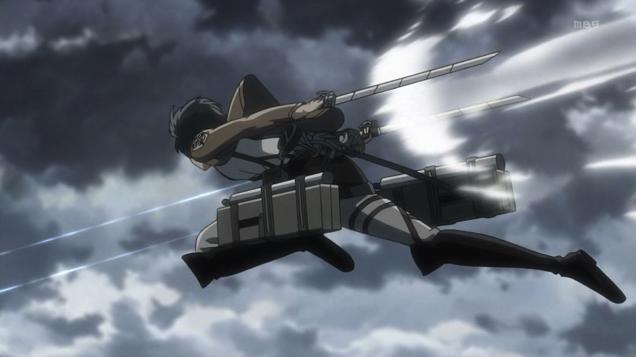 Attack on Titan: Vì sao loài người không chiếm thành Trost vào lúc bè lũ Titan nằm im? - Ảnh 6.