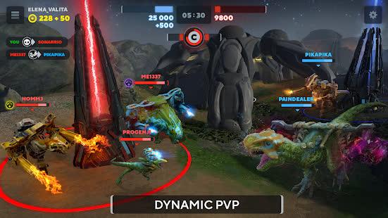 Dino Squad: Làn gió mới đưa những fan của dòng game Warhammer -1619108561165438941281